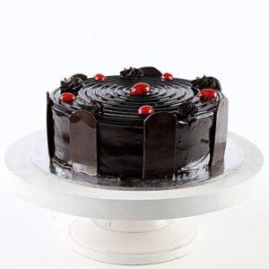 Pure Chocolate Cake