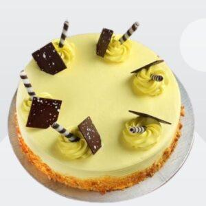 Indulgent Butterscotch Cake