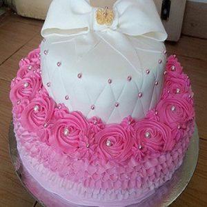 Rossetts Theme Cake