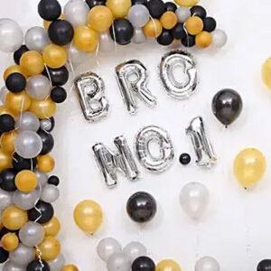 Balloon Decor For Brother No 1