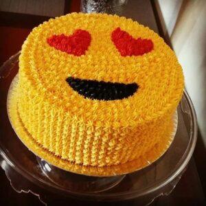 Emoji Cake 1
