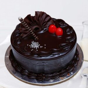 Angelic Chocolate Cake