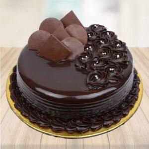 Artisan Chocolate Cake