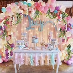 Lovely Birthday Decoration