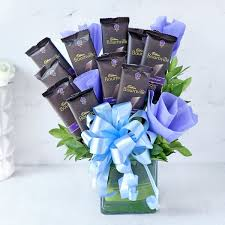 Exotic Bourneville Chocolate Bouquet