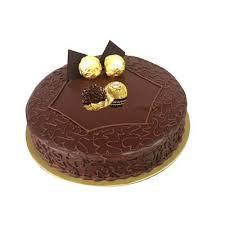 Ferrero Rocher Cake 6