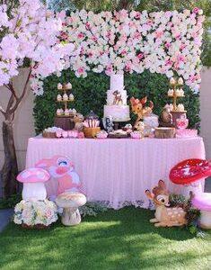 Spring Birthday Decoration