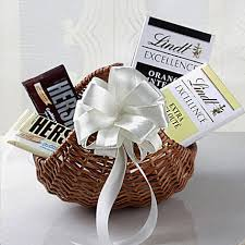 Basket For Chocolate Lover