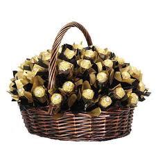 Ferrero Rocher Basket