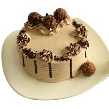 Ferrero Rocher Cake 4