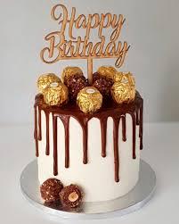 Ferrero Rocher Cake 3